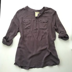 Urban Outfitters Staring at Stars Henley Large